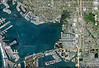 Boca Ciega Bay - map