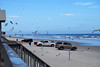 Seagulls at New Smyrna Beach, FL