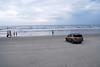 New Smyrna Beach, Florida<br /> You can still drive on the beach.