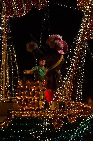 Magic Kingdom - Electric Parade