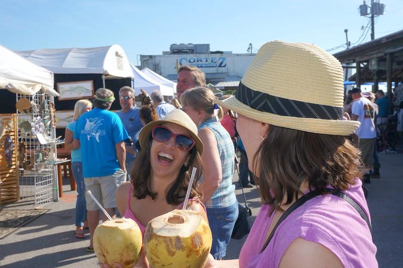 Are you coconuts? No, I'm cocoanuts!
