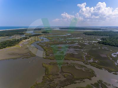 Kayakers - Little Talbot Island, Jacksonville, FL