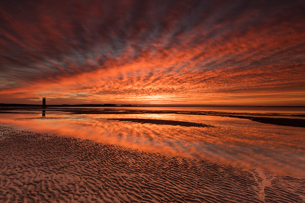 Flats Sunrise