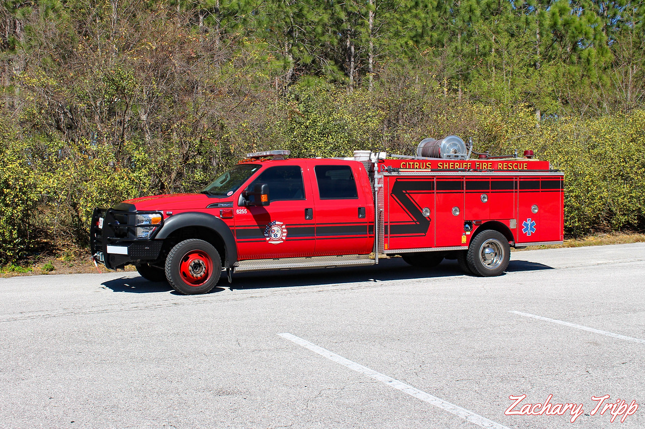 Citrus County Sheriff Fire Rescue Squad 23