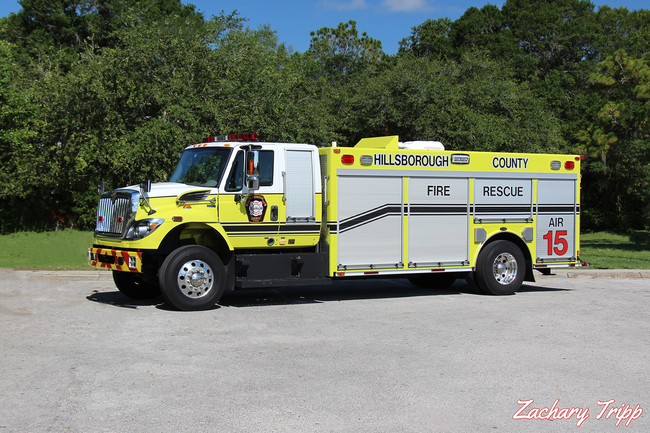 Hillsborough County Fire Rescue Air 15