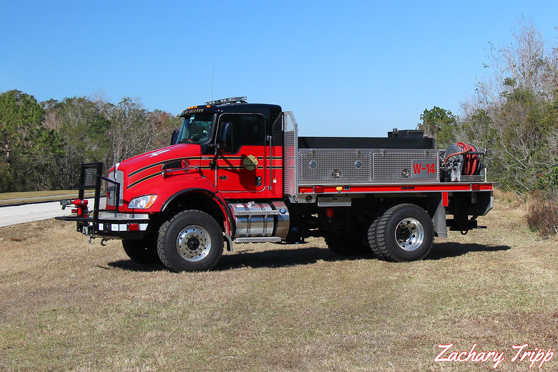 Orlando Fire Department Woods 14