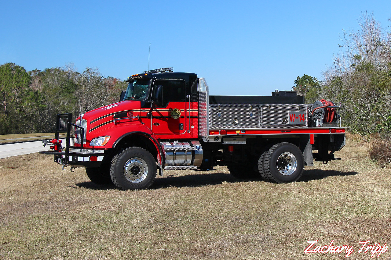 Orlando Fire Department Woods 14