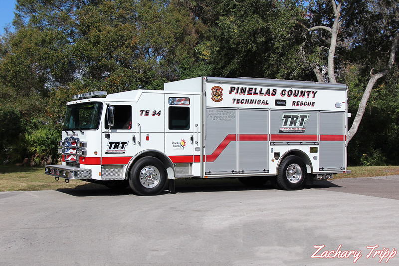 Pinellas County TRT Tech 34