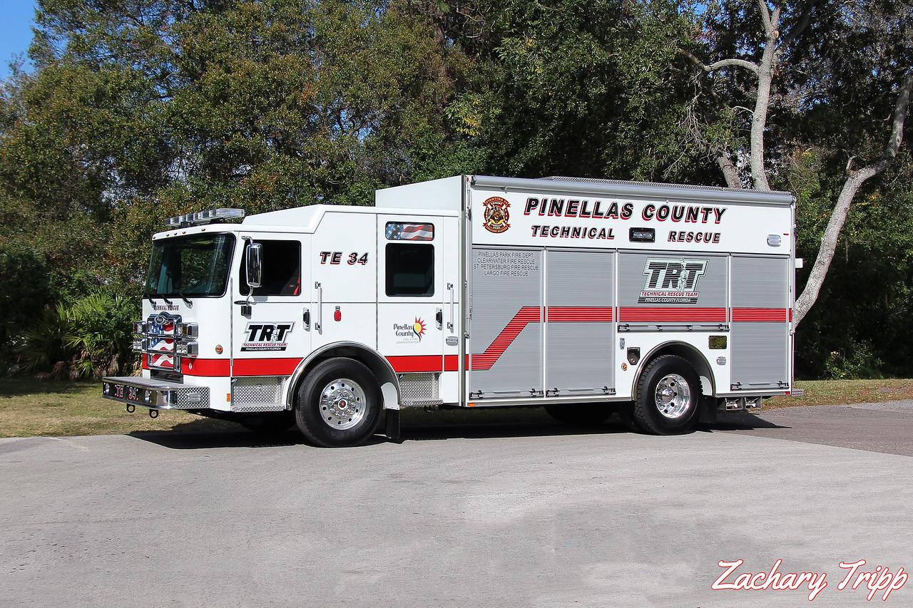 Pinellas County TRT Tech 34