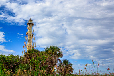 Lighthouse at Boca Grande