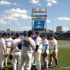 Florida Gators baseball vs. TCU pregame in Omaha