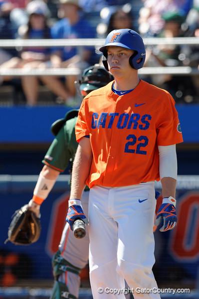 University of Florida Gators Baseball Miami Hurricanes 2017