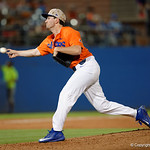 University of Florida Gators pitcher Frank Rubio comes on in relief as the Gators fall 4-2 to the South Carolina Gamecocks at McKethan Stadium. April 21st, 2017. Gator Country photo by David Bowie.