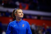 Florida Gators gymnist Halley Taylor as the #2 Gators faced #4 Denver and #18 Iowa State at the Stephen C. O'Connell Center in Gainesville, Florida on February 7th, 2020 (Photo by David Bowie/Gatorcountry)