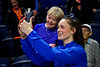 Florida Gators gymnist Maegan Chant as the #2 Gators faced #4 Denver and #18 Iowa State at the Stephen C. O'Connell Center in Gainesville, Florida on February 7th, 2020 (Photo by David Bowie/Gatorcountry)