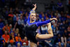Florida Gators gymnist Alyssa Baumann performs her floor routine as the #2 Gators faced #4 Denver and #18 Iowa State at the Stephen C. O'Connell Center in Gainesville, Florida on February 7th, 2020 (Photo by David Bowie/Gatorcountry)