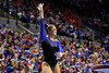 Florida Gators gymnist Savannah Schoenherr as the #2 Gators faced #4 Denver and #18 Iowa State at the Stephen C. O'Connell Center in Gainesville, Florida on February 7th, 2020 (Photo by David Bowie/Gatorcountry)