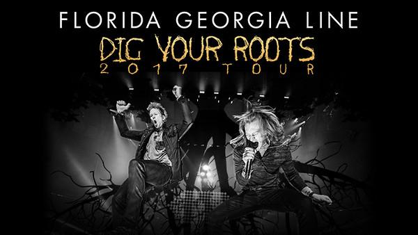 Florida Georgia Line - Dig Your Roots Tour