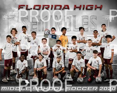 Middle School Team Composite