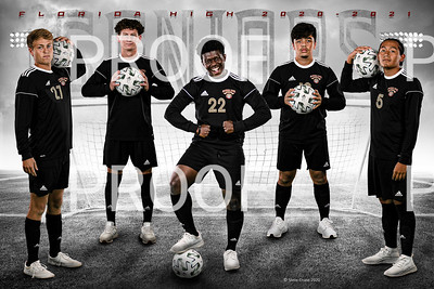 Seniors - Florida High 2020 12x8