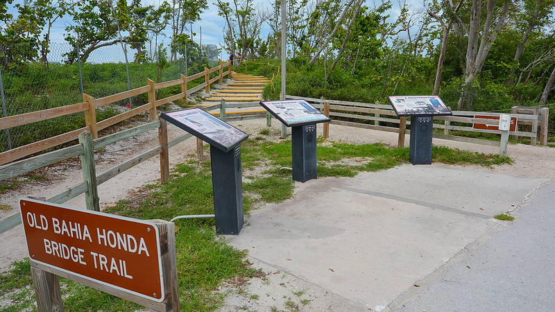 Interpretive markers and steps beyond