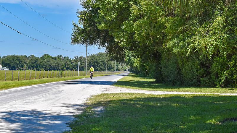 John biking park road