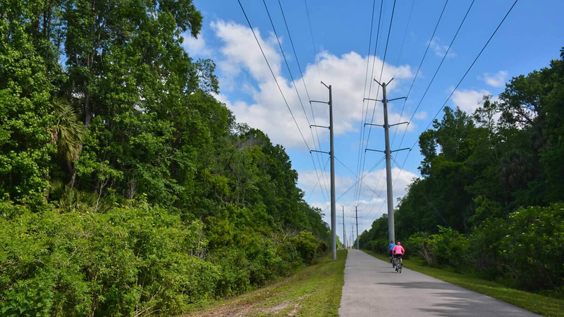 Cross Seminole Trail