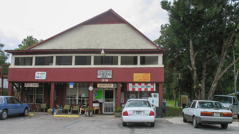 Storefront of Isachatta General Store