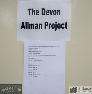 Devon Allman Project with Duane Betts and more Florida Jazz and Blues Jam 1 27 2018