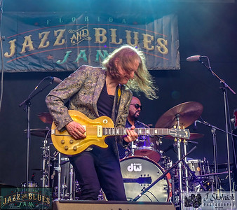 Robben Ford Florida Jazz and Blues Jam 1/27/18