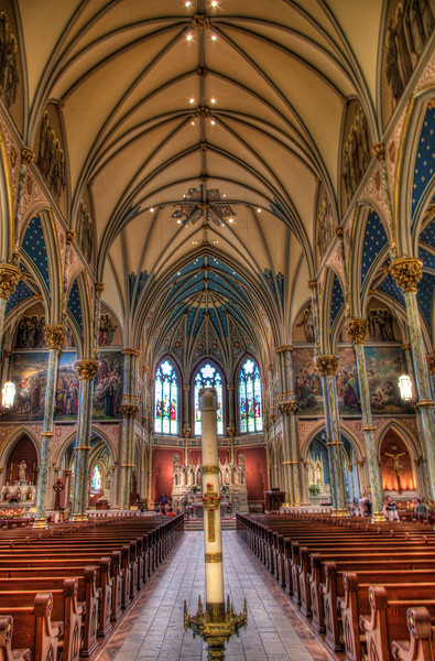 Cathedral of St. John the Baptist, Savannah, GA