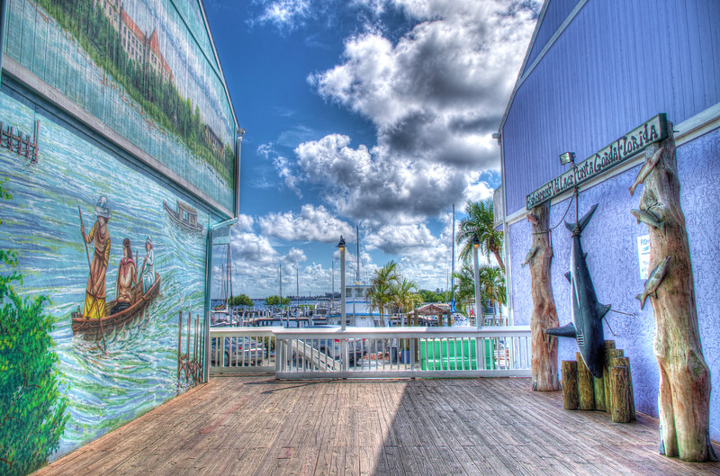 Fisherman's Village, Punta Gorda, FL