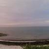 Sombrero Beach Pano at sunrise