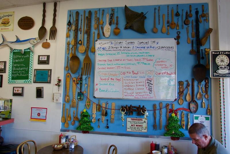 Wooden Spoon, Marathon, FL