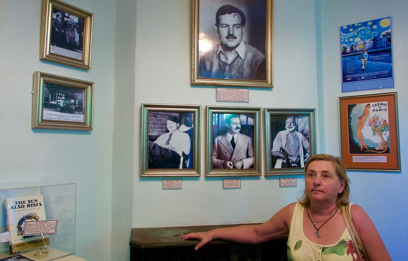 Ernest Hemingway House, Key West, FL