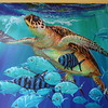 Guy Harvey decorates rooms in his namesake hotel