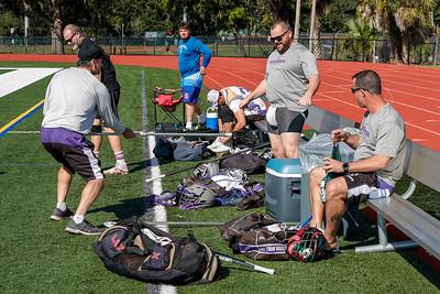Florida Lacrosse League: Deep South Take on Jacksonville