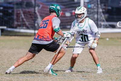 Florida Lacrosse League: Orlando Geckos v Jacksonville