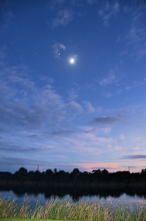 Moon Rise - Port Charlotte