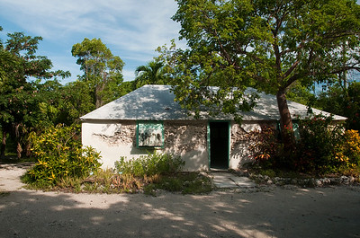Oldest house in the Florida Keys outside of Key West, Marathon, Florida.