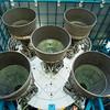 Five Rocket Nozzels