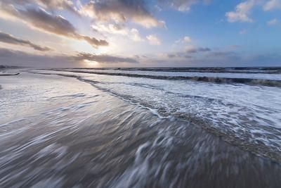 Gulf Waves on Cape San Blas