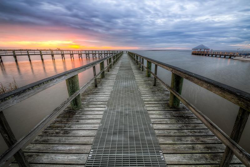 Apalachicola Boardwalk