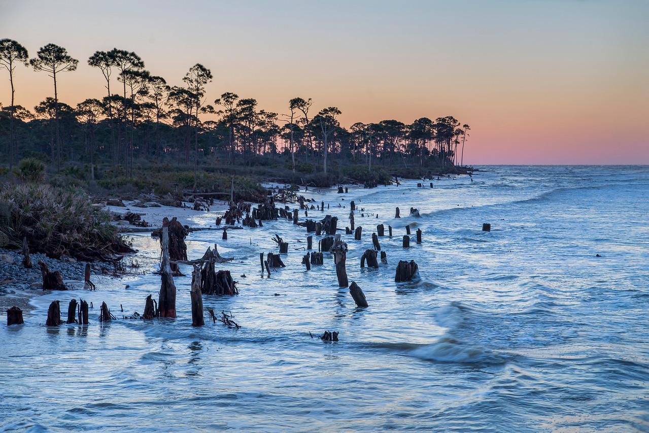 Cape San Blas Dawn