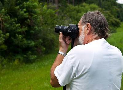 Don capturing something...