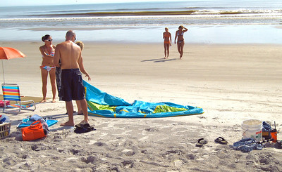 07 New Smyrna Beach Sun Sand Surf and Naked Skin