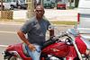 032 Motorcycle at Flagler Beach