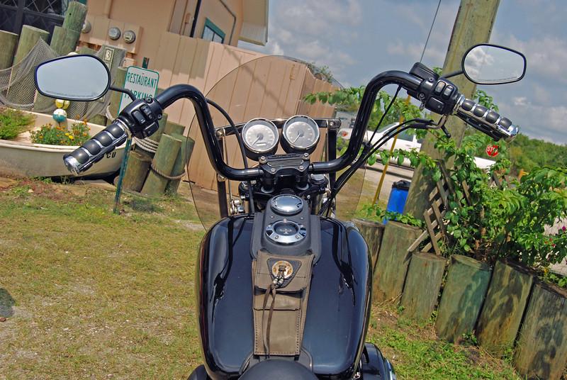 018 Motorcycles at Bull Creek Flagler County Florida
