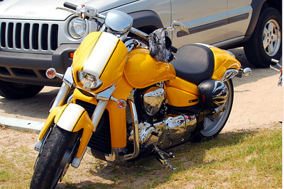 025 Motorcycle at Flagler Beach