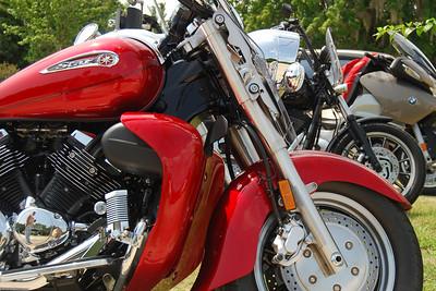 016 Motorcycles at Bull Creek Flagler County Florida